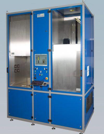 LPE Furnace ESY-10 TTT – Front Side