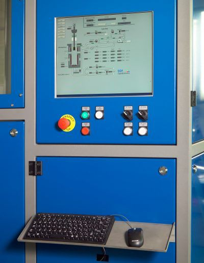 LPE Equipment ESY-10/S - Operator Panel